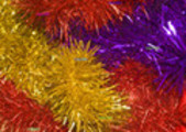 Thumbnail Christmas tinsel