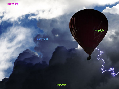 Product picture Balloon storm